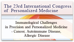 The 23rd International Congress of Personalized Medicine