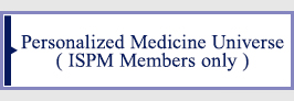 Personalized Medicine Universe(ISPM Members only)